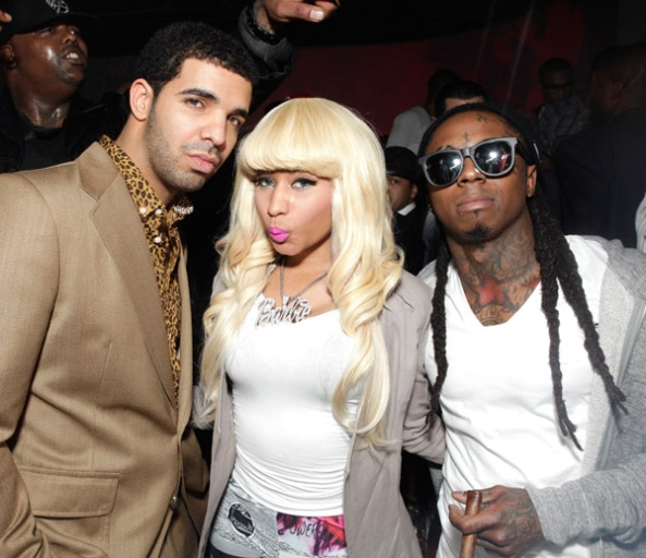 Drake-Nicki-and-Wayne